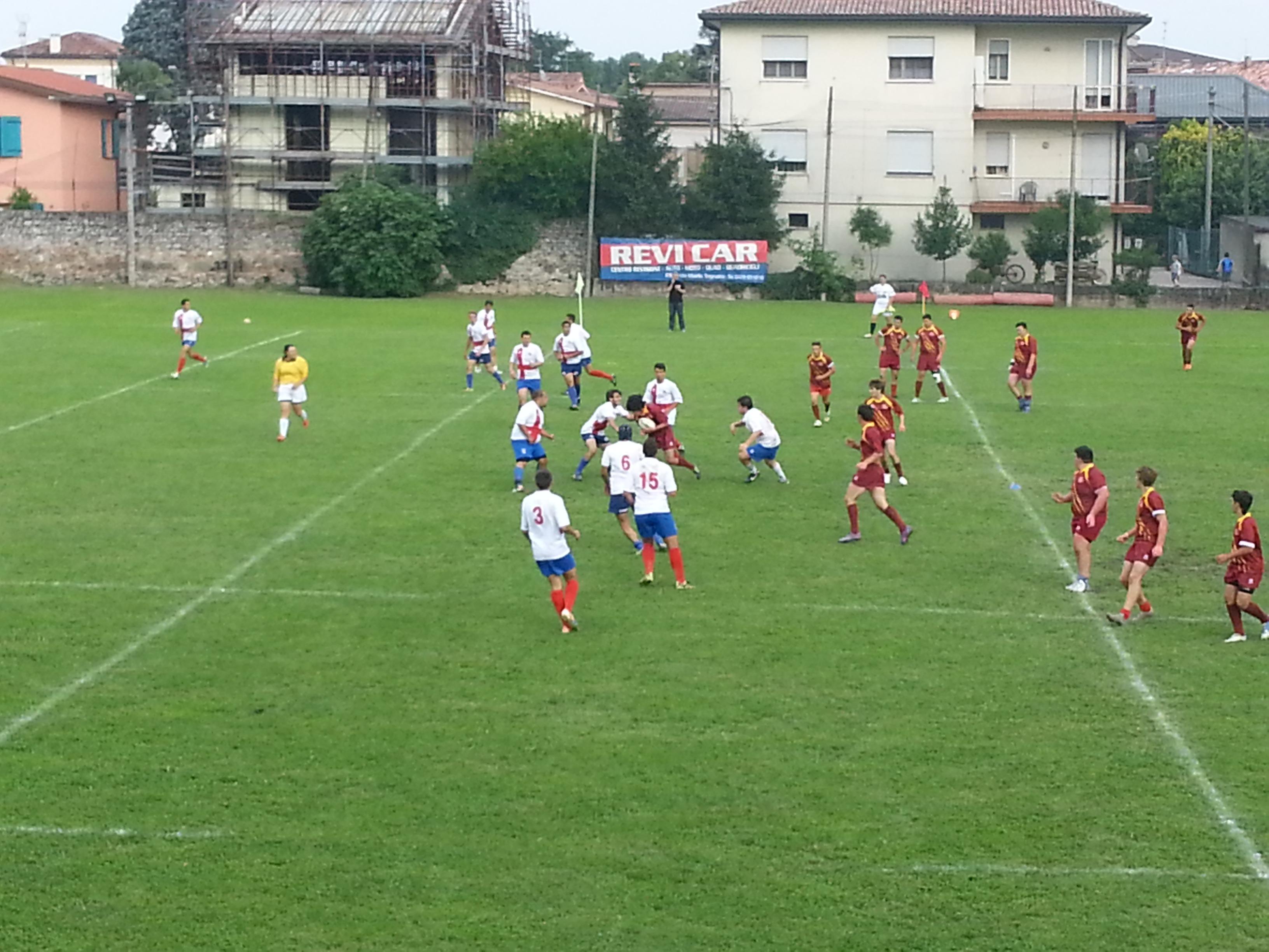 Прошлог викенда одигран је и Италијански Куп по пореклу, и селектована репрезентација за сусрет са Србијом