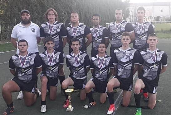Turnir ragbi 9 Kupa Srbije - Partizan 1953
